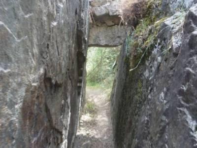 Cañones del Río Cega y  Santa Águeda  – Pedraza;album fotos viaje senderismo alpujarras